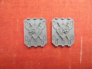 Space Wolves Legion Primaris Repulsor Doors #1