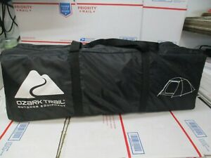 OZARK TRAIL 6 PERSON DOME TENT GREEN / GRAY BRAND NEW FAST / FREE SHIPPING