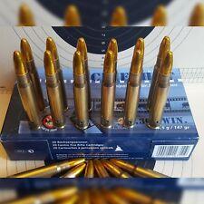 Deko Patrone 12 Stück für Kaliber 8,x57 Mauser Berlin Munition, Geschosse K98