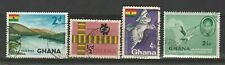 Ghana   4 timbres