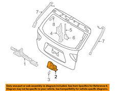 Genuine Hyundai 87321-3J000 Tail Gate Weatherstrip