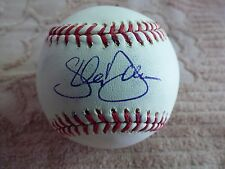 Shelley Duncan Autographed Rawlings Official Major League Baseball TriStar Bronx