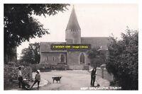 rp13960 - West Chiltington Church , Sussex - photo 6x4