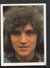 Football Sticker- Panini - Top Sellers 1977 - Card No 50