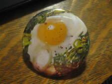 Fried Egg & Jalapeno Frittata Healthy Breakfast Recipe Lipstick Pocket Mirror