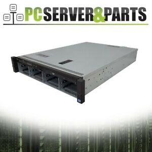 Dell PowerEdge R520 8B LFF Server Barebones w/ 1x Heatsink 1x 750W PSU CTO