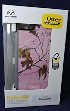 NEW! Otterbox Defender Series With Holster for iPhone 6 / 6s - RealTree Pink