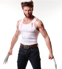 Life Size Wolverine Xmen Movie Star Wax Statue Realistic Prop Display Figure 1:1