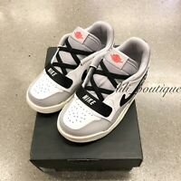 Nike CD9056-101 Air Jordan Legacy 312 Low Toddler Shoes White Black Grey Red 9C