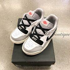 Nike CD9056-101 Air Jordan Legacy 312 Low Toddler Shoes White Black Grey Red 9C