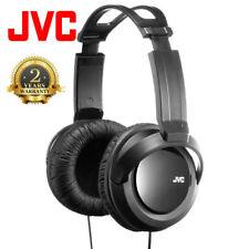 JVC HARX330 Original Extra Bass Stereo/DJ Headphones - Head Set - Head Speakers