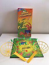 Grabbin Grasshoppers Vintage Board Game Complete