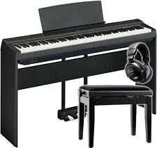 Yamaha P-125 BK 88 Tasten Digitalpiano