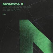 Monsta X - Connect: Dejavu [New CD] Asia - Import