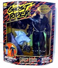 "12"" Ghost Rider Hero Figure Set Marvel Comics Collector's Edition New from 1996"