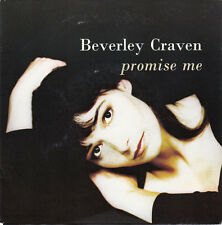 """Beverley Craven 7"""" Promise Me - Holland"""
