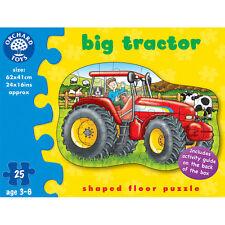 Orchard gran Tractor Rompecabezas De Piso (25 un.)