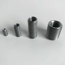 NMSB 5PCS M6 M8 M10 Galvanized Long Hex Nut Screw Connection Nut Size : M6X10X30mm