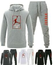 911e7ab16783 NEW Mens Michael Air Legend 23 Jordan Tracksuit Hoodie   Pants Men  Sportswear