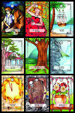 Clarity Lenormand NEUES NEW Lenormand Tarot Orakelkarten Oracle Kartendeck
