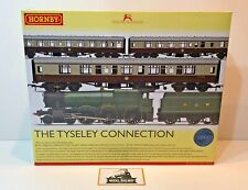 HORNBY 00 GAUGE - R3220 - THE TYSELEY CONNECTION TRAIN PACK HALL LOCO & COACHES