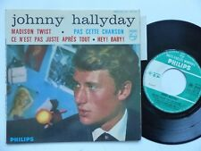JOHNNY HALLYDAY Madison twist 432799 BE  RRR