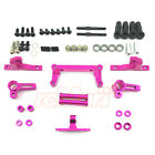 3Racing Sakura D4 RWD Aluminum Front IFS Damper System Pink RC Car #SAK-D4846/PK