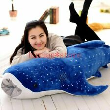 Shark Whale Plush Toy Ocean Fish Animal Stuffed Doll Home Decor Birthday Gift