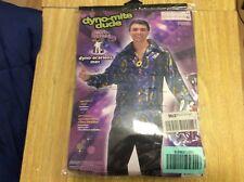 Disco Fever Dyno-Mite Dude Adult Costume Standard