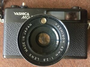 YASHICA MG-1 35mm film Camera Made in Japan