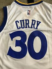 Steph Curry GSW White XX Large