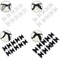 5Pairs Glasses Occhiali da sole Occhiali da sole Antiscivolo Stick in silic C qt