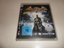 PLAYSTATION 3 Batman: Arkham Asylum