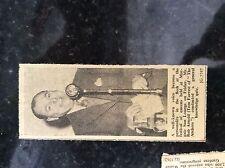 a2a ephemera 1950s picture margate bob arnold the archers tom forrest