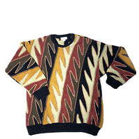 Norm Thompson Tundra Sweater Men's Size Large Coogi Style Made In Canada