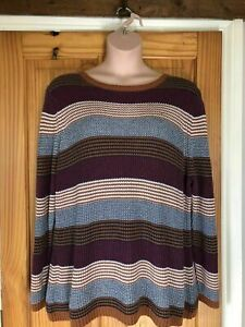 Seasalt size 26-28 Chine Acorn Hugh Town Jumper Brand New With Tags