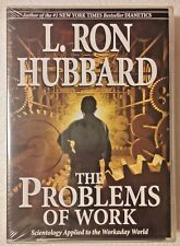 The Problems of Work by L Ron Hubbard 3 CD Audiobook Library Edition *Sealed*