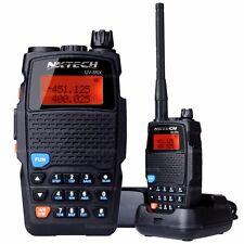 NKTECH UV-5RX VHF UHF 3200mAh Battery 5W Transceiver Two-Way Radio Walkie Talkie