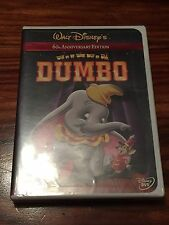DISNEY'S Dumbo (DVD, 2001, 60th Anniversary Edition)