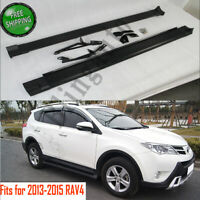 Running board fits for Toyota RAV4 2013-2015 side step nerf bars car pedals