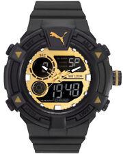 Puma reloj cronógrafo hombre Sport pu911391004 analógico/digital reloj de pulsera nuevo
