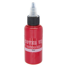 Mom's Cover Up Tattoo Ink - Red 1 oz