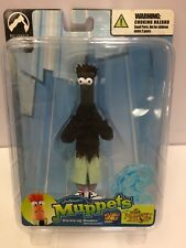 Muppets Blown-Up Beaker Wizard Exclusive Mini Muppets Figure Palisades 2004