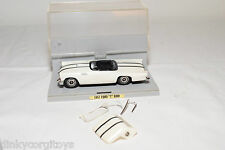 RENWALL PRODS FORD T BIRD THUNDERBIRD 1957 WHITE EXCELLENT CONDITION