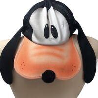 80's Goofy Vintage Hat Snapback Disney Character Fashions Trucker Cap Mesh Child