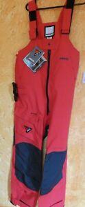 NEW MUSTO MPX SM1511 Offshore Sailing Trouser,Salopette, Bib pants sizeL