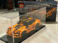 Display case for  LEGO Chevrolet Corvette ZR1 42093( Australia Top Rated Seller)