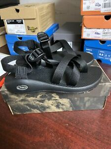 Chaco Womens Z2 Classic Sport Sandal Black Size 7 M , 320
