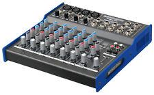 Table de mixage Dj Pa Mixer 8 Cannaux EQ Processeur FX Controleur Volume Stereo
