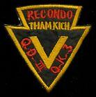 ARVN Ranger Recondo THAM KICH QD III Vietnam Patch P-8